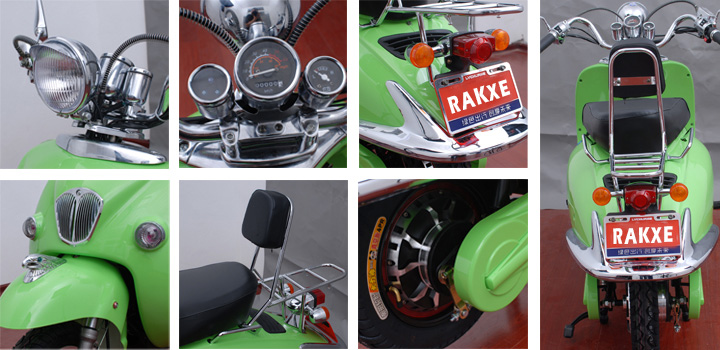 Electric Scooter Details