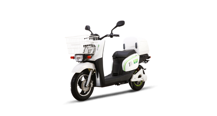 Electric Scooter Delivery