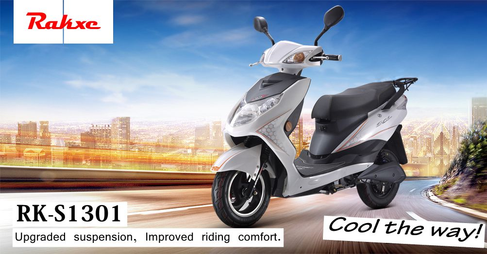 Top Quality Electric Scooter Group