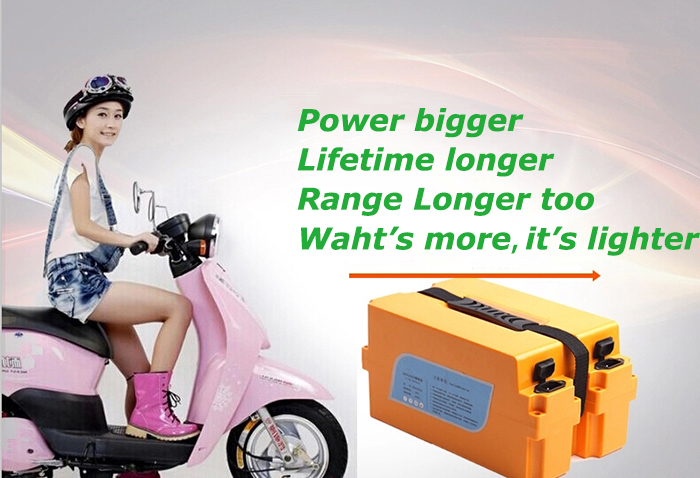 Rakxe Electric Lithium Li-ion Battery
